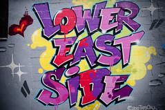 Lower East Side (Andrew Aliferis) Tags: street city nyc newyork art andy wall graffiti paint lowereastside andrew aga tatscru aliferis
