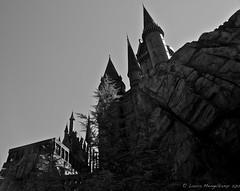 Hogwarts Castle (Urban_DC_Cowgirl) Tags: world november laura canon rebel harry potter 28 universal mm studios tamron xsi 1755 2011 wizarding mengelkamp