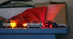 1:43 Starlet with lamps (vetaturfumare - thanks for 2 MILLION views!!!) Tags: model nissan toyota cedric lamps mira starlet daihatsu 143 dism ep71
