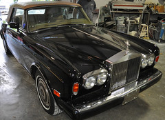 "1980 Rolls Royce Corniche • <a style=""font-size:0.8em;"" href=""http://www.flickr.com/photos/85572005@N00/8346444222/"" target=""_blank"">View on Flickr</a>"