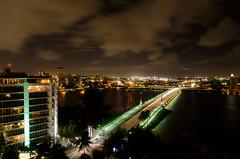 DSC_3808 (Fernie787) Tags: longexposure nightphotography night landscape hotel nikon cityscape puertorico lagoon caribbean laguna conrad condado caribe conradhotel nikond7000