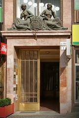 Budapest Art Dco (elinor04 thanks for 24,000,000+ views!) Tags: building architecture hungary budapest style architect artdeco 1939 1935 artdco hltldezs edenovk blabart dezshltl georgiabrpalota mezgazdasgiiparrtnyugdjpnztra magyartudomnyosakadmiabrpalotja novkede bartbla