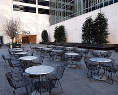 POPS077: Public Plaza, 1114 Avenue of the Americas Grace Building, Midtown Manhattan, New York City (jag9889) Tags: plaza city nyc urban