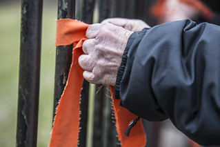 Witness Against Torture: Ribbon Tying
