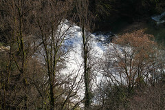 Cascade de Cerveyrieu (CGilles7) Tags: winter light brown france tree green nature rock stone river waterfall lumire pierre hiver vert rivire marron cascade arbre meters rocher 60 ain bugey mtres artemare sran cascadedecerveyrieu cerveyrieu gilles7 cerveyrieuwaterfall