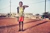 A girl in Palmarin (samthe8th) Tags: africa travel photography nikon village shrek suzanne senegal d800 travelphotography withsuzanne samgellman