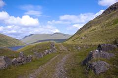 Connemara and the Leenane Fjord (RachelGouk) Tags: travel ireland mountain galway nature rock landscape highlands hiking hills connemara valley fjord inspirational leenane travelireland walkinginireland hikinginireland leenanefjord bestplacesinireland
