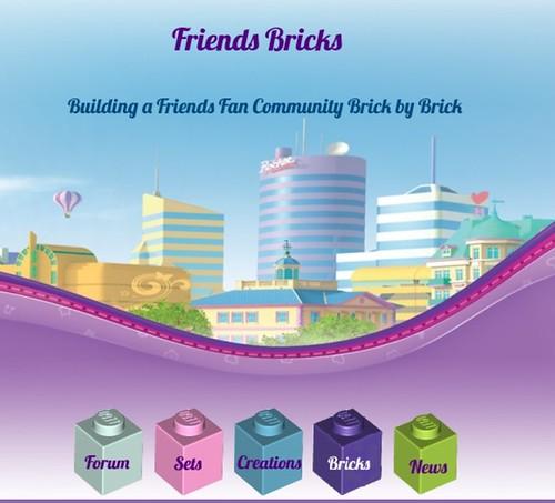 Friends Bricks!
