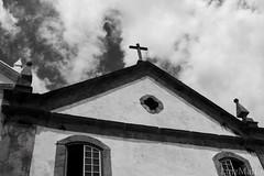 Igreja de Nossa Senhora do Rosrio e So Benedito (Paraty) ( Luiz Matta ) Tags: brazil bw church brasil riodejaneiro paraty canon rj pb igreja pretoebranco t3i nossasenhoradorosario religiao igrejadenossasenhoradorosarioesaobenedito canont3i
