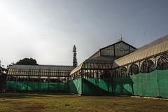 LalBagh Glass House. (vanila balaji) Tags: india canon garden botanical eos bangalore karnataka glasshouse lalbagh vanila lalbaghglasshouse canon550d canont2i vanilabalaji 240acre