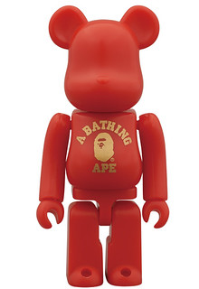 A Bathing Ape 2013 NEW YEAR CAMPAIGN BE@RBRICK