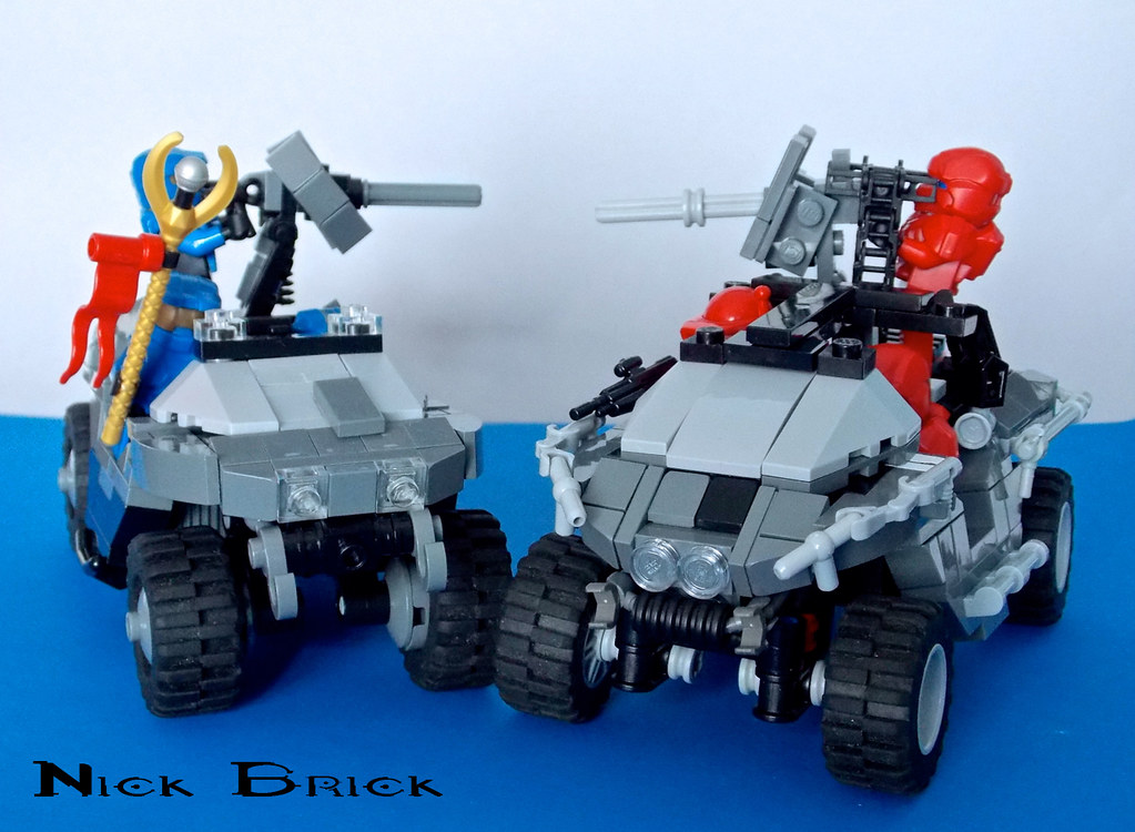 The world 39 s best photos of brick and brickwarriors - Lego spartan halo ...