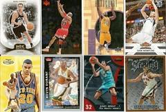 BASKETBALL SPORTS CARD LOT-9