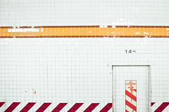 New York Subway Tiles
