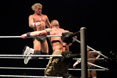 Ziggler Splash to Cena