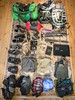 What's in my bag? ([[BIOSPHERE]]) Tags: camera travel photography packing gear list whatsinmybag camerabag loweprovertex200aw visualpackinglist northfacebasecampduffellarge90l