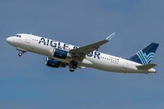 Aigle Azur / A320 / F-HBIX / LFPO (_Wouter Cooremans) Tags: lfpo ory orly parisorly spotting spotter avgeek aviation airplanespotting aigle azur a320 fhbix aigleazur