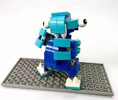 bob03 (chubbybots) Tags: lego alien mixels