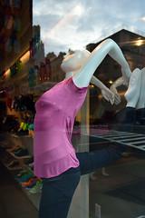 Madison Avenue Mannequin (Eddie C3) Tags: newyorkcity manhattan madisonavenue streetscenes