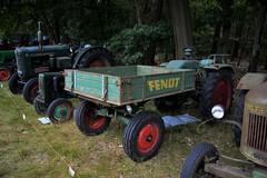DSC_3104 (2) (Kopie) (azu250) Tags: ravels belgie weelde 3e oldtimerbeurs car truck tractor classic fendt