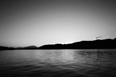 unsecure goodbye (Anna M. Sky) Tags: blackwhite wrthersee carinthia