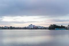 Cloudy Dawn (Myreality2) Tags: dawn hamilton newzealand lake waikato sunrise nz