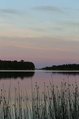 Evening palette (liisatuulia) Tags: porkkala sky water reflection sea