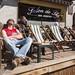 Relax at apres ski at Val'd'Isere