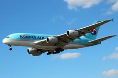 HL7619 Airbus A380-861 KAL  LHR (Jetstar31) Tags: hl7619 airbus a380861 kal lhr