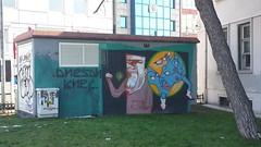 20150221_141635 (efsa kuraner) Tags: kadky istanbul streetart istanbulstreetart graffitiart wallart urbanart mural