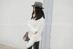 ma15_19 (Homair) Tags: fuzzy fluffy angora sweater tneck