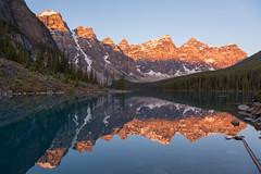 Mirror in Moraine (Ken Krach Photography) Tags: lakemoraine