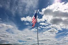 20160911130236_IMG_3467 (arielandrew) Tags: 911 glenlyon mocanaqua flag america american memorial woods outdoor canon rebel t6i