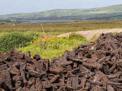 peat extraction near Portmagee, Ireland (Kristoffersonschach) Tags: ringofkerry rotel ireland peat portmagee