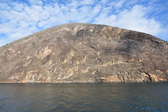 Buccaneer Cove (Ryan Hadley) Tags: clouds rockface cliff landscape nature monserrat buccaneercove santiagoisland islasantiago galapagos galapagosislands galpagos galpagosislands ecuador southamerica pacificocean nationalpark worldheritagesite