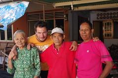 People, Kota Mataram, Lombok Island, Indonesia (ARNAUD_Z_VOYAGE) Tags: kota mataram island lombok city building people street market asia indonesia sout east amazing action sun landscape town