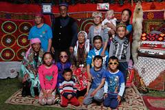 Three generations (Lil [Kristen Elsby]) Tags: asia bayanulgii canon5dmarkii hag mongolia westmongolia travelphotography kazakh editorial portrait topv1111