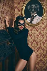 Institute Mag (Jean-Baptiste FORT) Tags: fashion fashionportrait dramatic female professionalphoto portrait beauty beautiful dark style