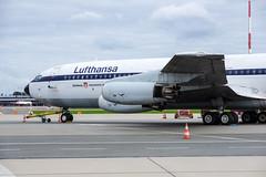 Lufthansa D-ABOB #3 (dustin.hackert) Tags: aircraft airport aviation b707 boeing boeing707 dabob eddh flughafen flughafenhamburg fuhlsbttel ham hamburg hamburgairport hamburgairportfriendsev hamburgintercontinentaljet707