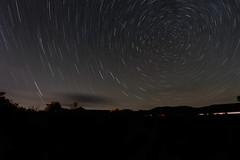 1801_Second_Exp_Polaris_Autumnal_Equinox (FRAZDOG) Tags: stars autumnalequinox fall gunnison bluemesaresovoir shootingstar startrails polaris colorado frazdog