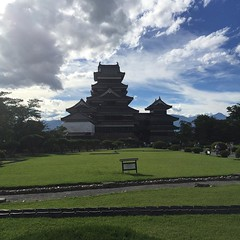 Matsumoto Castle #godblessjosefernandez #ZenoftheMysticalTraveler #jesuschristisalive #johnroger (jrintegrity924) Tags: johnroger msia jsu garcia integrity spiritual teacher israel jerusalem love light spirit god jesus