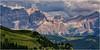 Gruppo del Sella (Eric@focus) Tags: dolomites sella pinnaclephotography 3000v120f