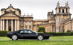 288 GTO. (Alex Penfold) Tags: ferrari 288 gto supercars supercar super car cars autos black blenheim palace salon prive alex penfold 2016