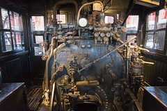 DUG_6840r (crobart) Tags: clinchfield 1 steam engine bo railroad museum railway baltimore train locomotive