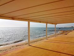 under the shade-bajo la sombra-IMG_0036-W (taocgs) Tags: paisaje landscape mar sea marmenor lamanga murcia espaa spain