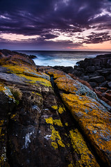 Colourscape (Rodney Campbell) Tags: sunrise cpl montagueisland water rgnd09 sky gnd06 lccp southcoast rocks clouds newsouthwales australia au
