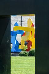 Fisher_Travel_Scupture Garden_ 08 (doesn'tknowhowtosignout) Tags: desmoines sculpturegarden