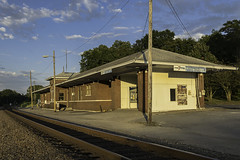 DSC_0038 Malvern Train Station (snolic...linda) Tags: arkansas 501 malvernarkansas trainstation amtrak trainstationmalvernarkansas