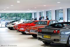 Much Money (MJParker1804) Tags: ferrari classic cars rare 575m superamerica mercedes benz sl pagoda dino 246 gt 458 speciale aperta specialea supercar