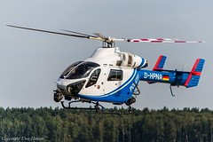 Polizei Niedersachsen D-HPNA (U. Heinze) Tags: hubschrauber haj hannoverlangenhagenairporthaj eddv planespotting nikon nikon28300mm